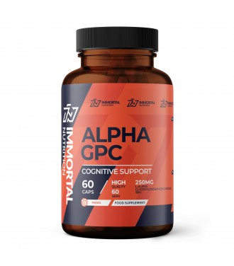 Immortal Alpha GPC 250mg 60caps